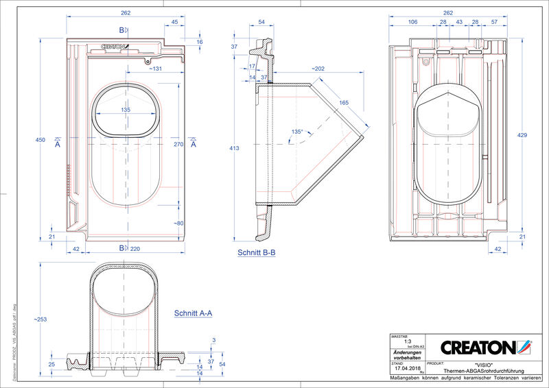 Product CAD file VISIO Thermal THERME