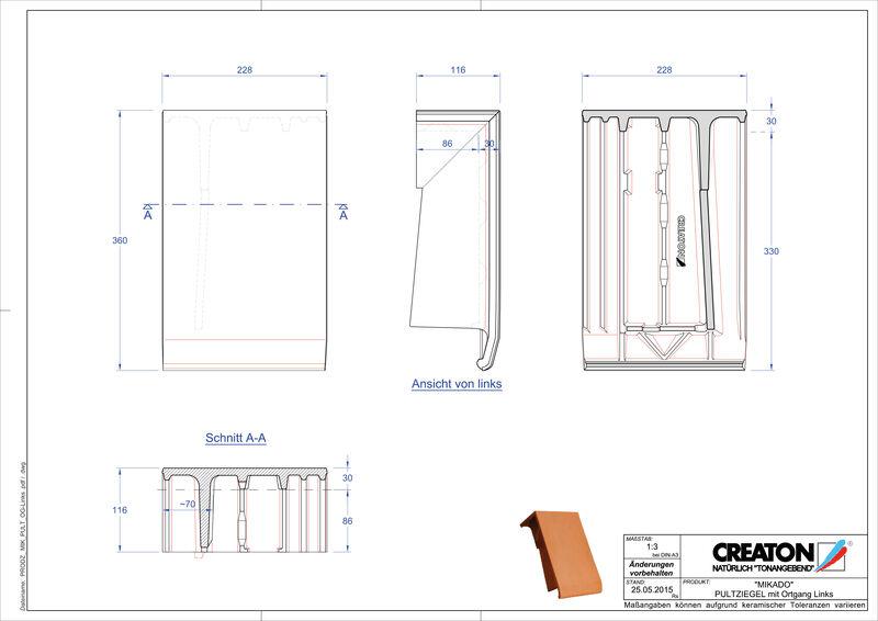 Product CAD file MIKADO shedgevelpan links PULTOGL