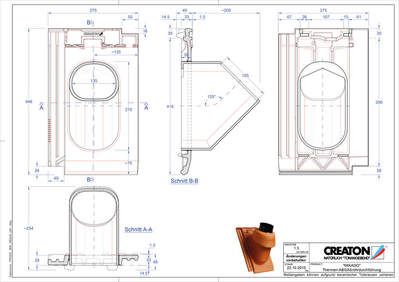 Product CAD file MIKADO Thermal THERME