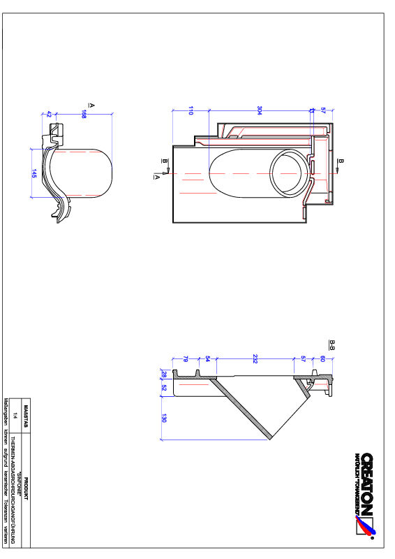 Product CAD file SINFONIE Thermal THERME