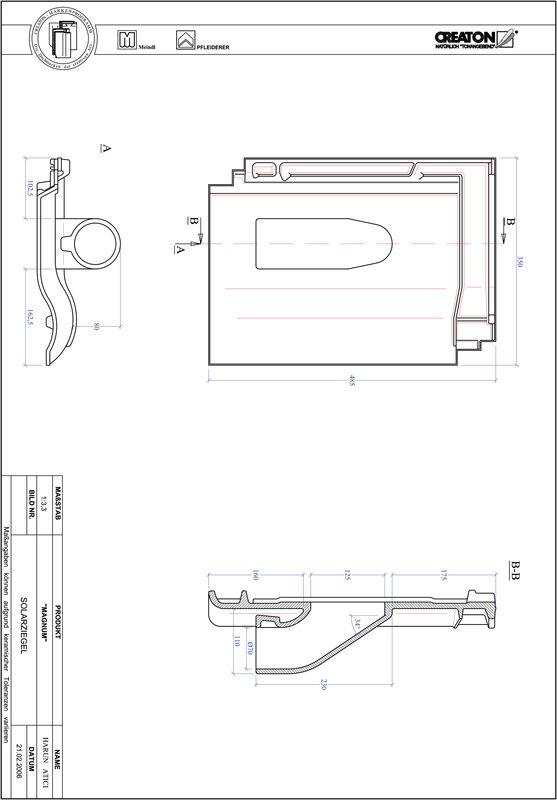 Product CAD file MAGNUM Solar SOLAR
