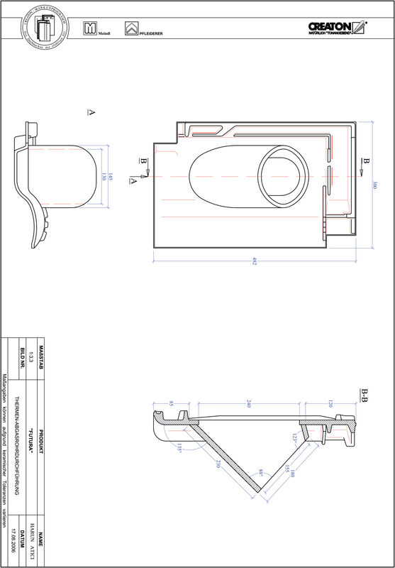 Product CAD file FUTURA Thermal THERME