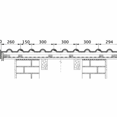 Technische tekening HEIDELBERG ORL PROFILIERTE-BDS