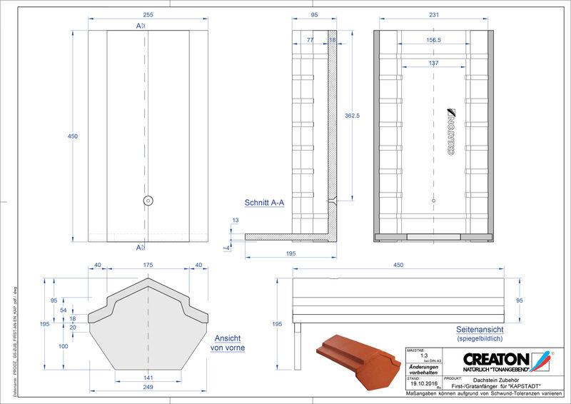 Product CAD file KAPSTADT accessories FIRST-First-AN-EN