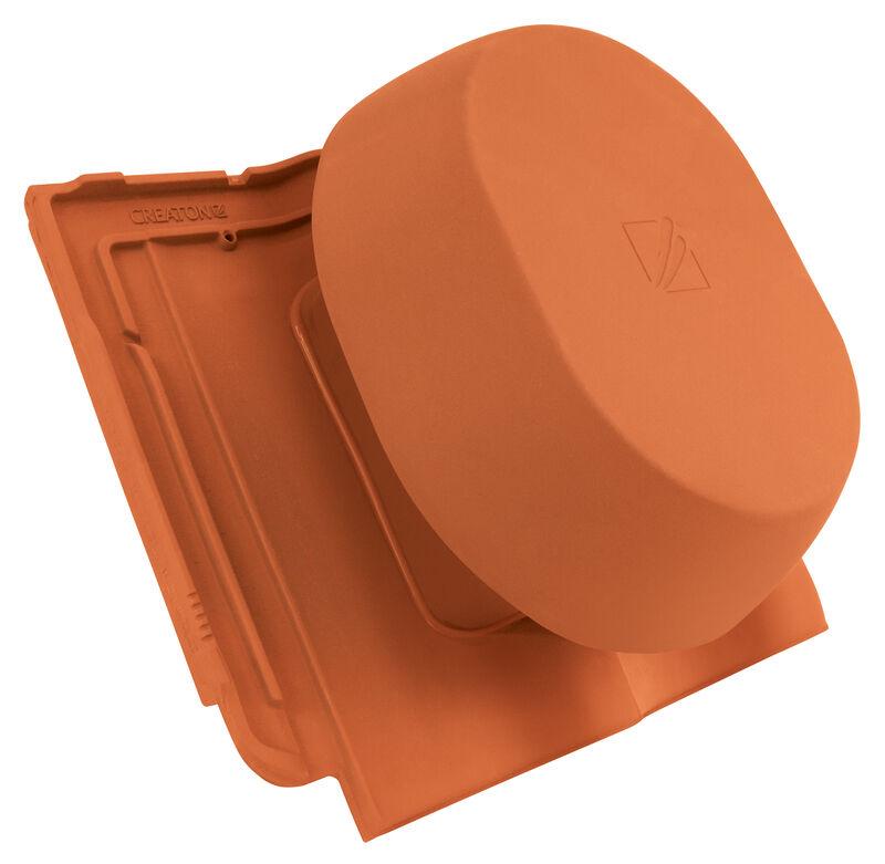 HAR SIGNUM keramische ventilatie opening DN 200 mm incl. Verbindingsstuk