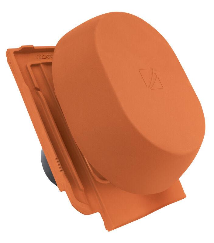 HAR SIGNUM keramische ventilatie opening DN 150/160 mm incl. Verbindingsstuk