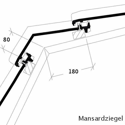Technische tekening HARMONIE MAZ