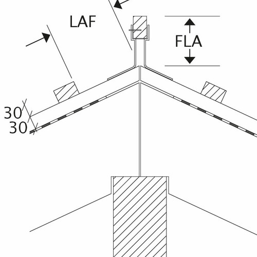 Technische tekening alle modellen LAF-FLA