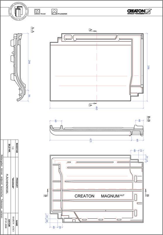 Product CAD file MAGNUM field FLA