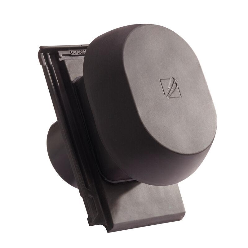 VIS SIGNUM ceramic vapour vent DN 200 mm, incl. sub-roof connection adapter