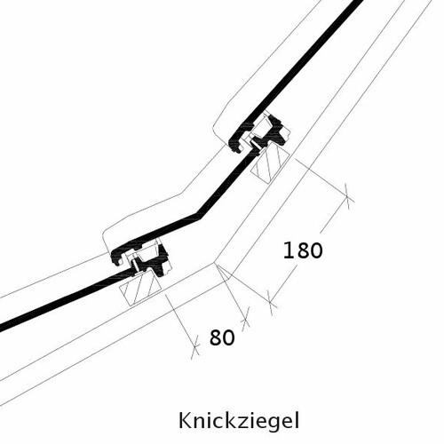 Technische tekening HARMONIE KNZ