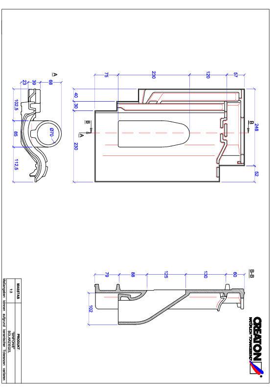 Product CAD file SINFONIE Solar SOLAR