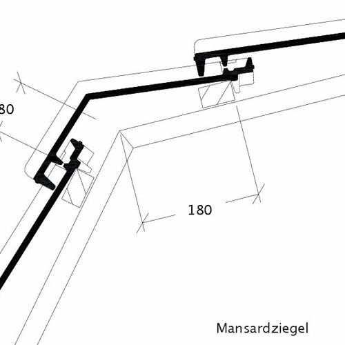 Product technical drawing OPTIMA MAZ