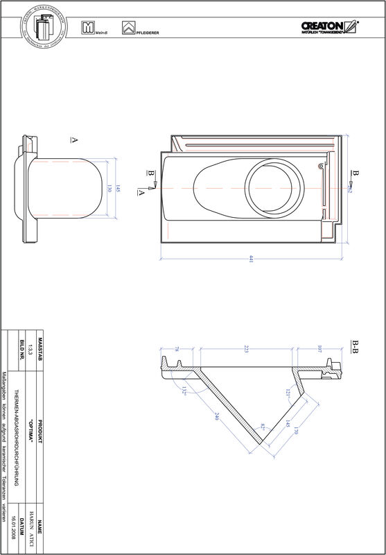 Product CAD file TERRA OPTIMA Thermal THERME